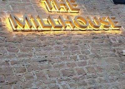 millhouse Pub worksop renovation by Anston Decorators v1